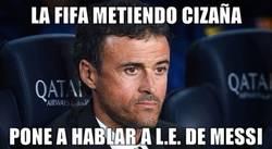 Enlace a La FIFA y sus cosas para hundir al Barça