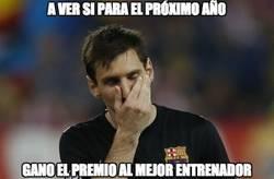 Enlace a A ver si para el próximo año, Messi