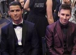 Enlace a Messi, Cristiano y Spiderman, parecidos más que razonables