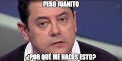 Enlace a Pero Juanito, ¿por qué me haces esto?