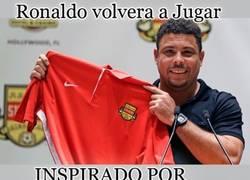 Enlace a Ronaldo a segunda de la MLS
