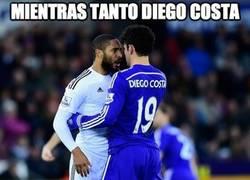 Enlace a Diego Costa y su juego a base de goles y peleas