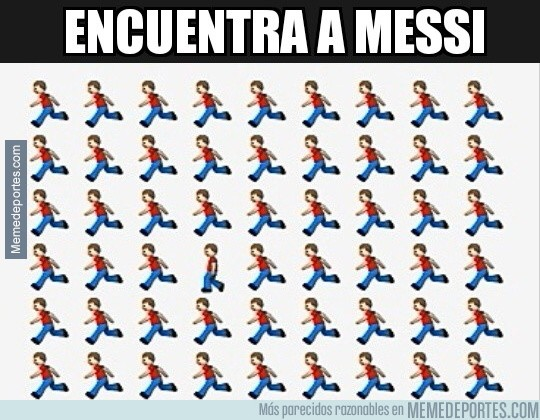 435902 - Encuentra a Messi