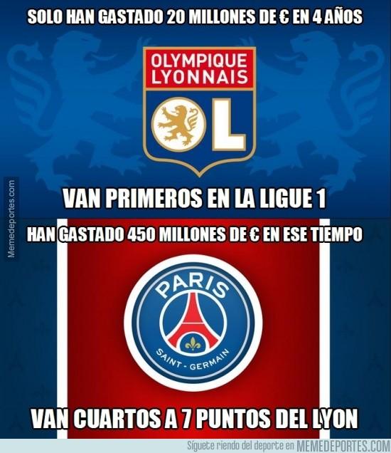 435968 - Pequeñas diferencias entre Lyon y PSG