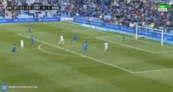 Enlace a GIF: Tras una contra espectacular made in Madrid, Bale mata el partido 0-2