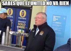 Enlace a Sabes que el United no va bien