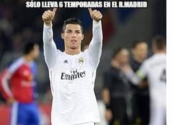 Enlace a Los números de Cristiano con el Real Madrid son de escándalo