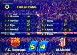 Enlace a Hace unos 18 años en el Camp Nou. ¿Alguien recuerda este partidazo épico?