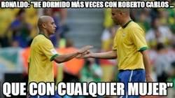 Enlace a Ronaldo y Roberto Carlos, pareja de hecho