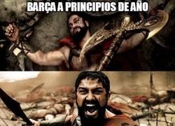 Enlace a El Barça se está poniendo las pilas