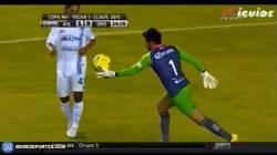 Enlace a GIF: La nueva pillería de Ronaldinho. ¿Legal o no?