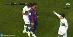 Enlace a GIF: Bonita historia de amor entre Neymar y Damián