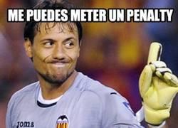Enlace a Diego Alves mantiene su media de 47% de penaltis parados