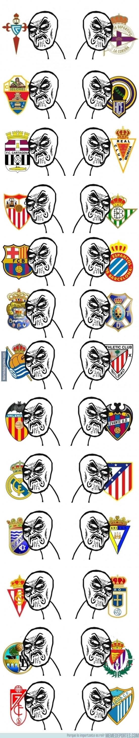 439883 - Clubs rivales. El infinito desprecio en España