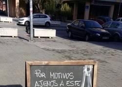 Enlace a Hoy, en un bar random de España