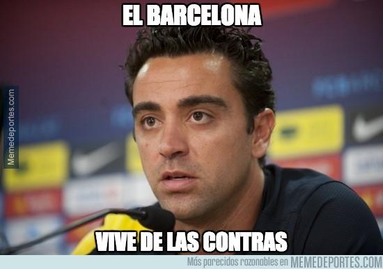 440857 - El Barcelona vive de las contras
