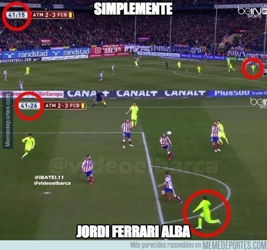 441048 - Simplemente Jordi Ferrari Alba