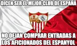 Enlace a Dicen ser el mejor club de España