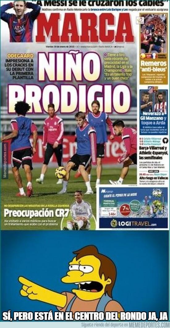 441678 - Niño prodigio