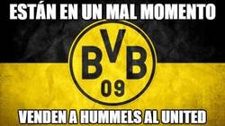 Enlace a Borussia, así no tíos, así no