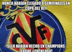 Enlace a El Villarreal desafiando a la lógica