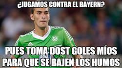 Enlace a Dost goles al Bayern