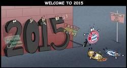 Enlace a Un 2015 que ha empezado con muchas sorpresas