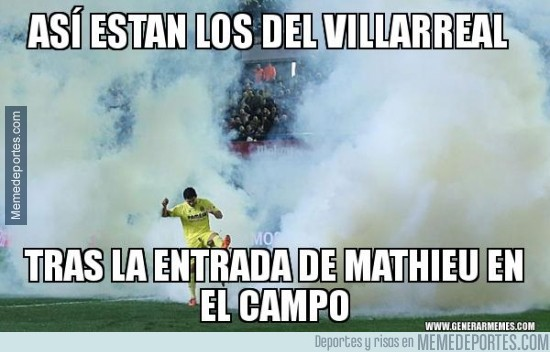 443243 - Así se quedan los jugadores del Villarreal