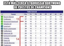 Enlace a Vamos Borussia, aún hay posibilidades