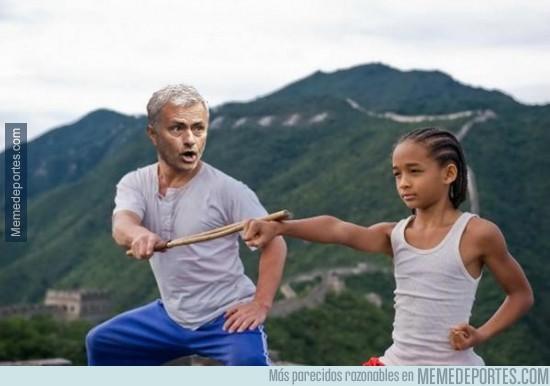 443610 - Cuadrado ya entrena con Mourinho