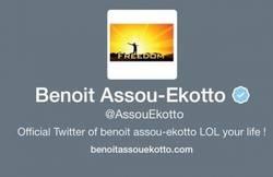 Enlace a Assou Ekotto termina su contrato con el Tottenham y pone esta imagen en Twitter