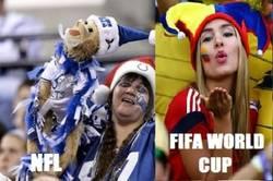 Enlace a Hablando de comparaciones Fútbol vs Superbowl