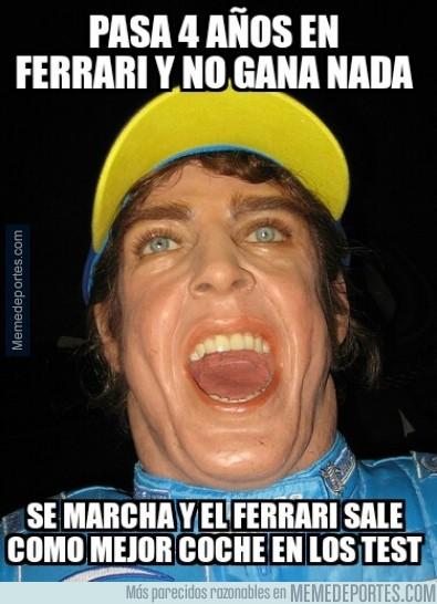 444078 - Lo de Fernando Alonso parece una broma