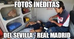 Enlace a Fotos inéditas del Sevilla-Real Madrid