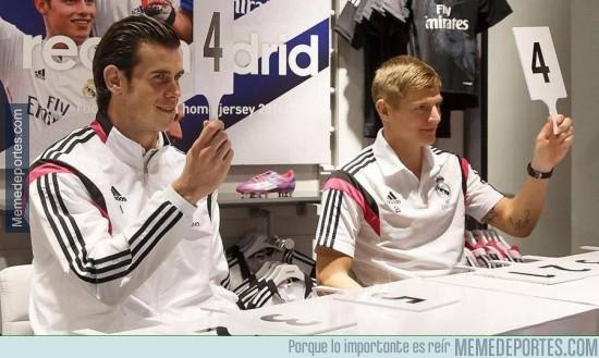 444517 - Gareth, Toni, ¿a cuántos puntos está el Madrid del Barça?