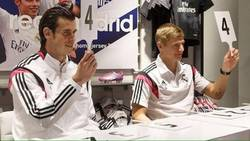 Enlace a Gareth, Toni, ¿a cuántos puntos está el Madrid del Barça?