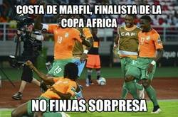 Enlace a Costa de Marfil a la final africana