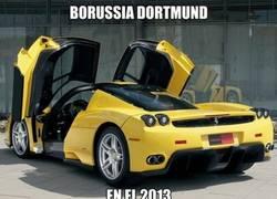 Enlace a Se echa de menos al Borussia del 4-1 al Madrid