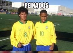 Enlace a Neymar y Coutinho unos años antes
