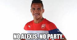 Enlace a No Alexis, no party. El Arsenal tropieza con el Tottenham