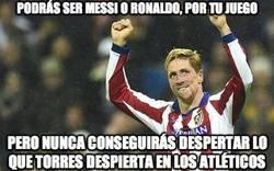 Enlace a Podrás ser Messi o Ronaldo