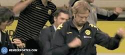 Enlace a GIF: Estado tras victoria 0-3 del Borussia Dortmund