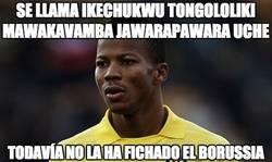 Enlace a Ikechukwu Tongololiki Mawakavamba Jawarapawara Uche