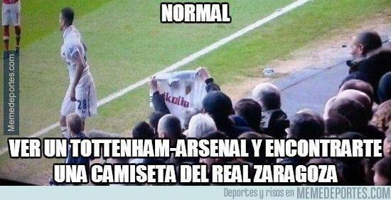 446386 - Típico en un derbi Tottenham-Arsenal