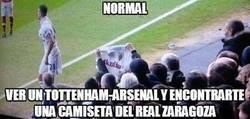 Enlace a Típico en un derbi Tottenham-Arsenal