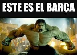 Enlace a ¡Menuda reacción del Barcelona!