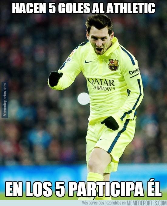 446760 - Messi ha recuperado su mejor nivel