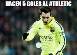 Enlace a Messi ha recuperado su mejor nivel