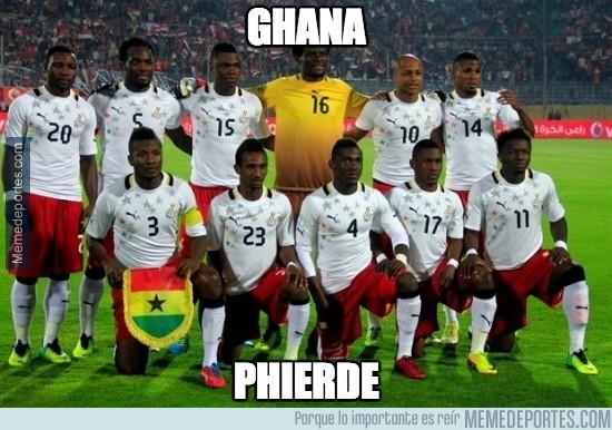 446800 - Ghana phierde y Costa de Marfil se lleva la Copa de África