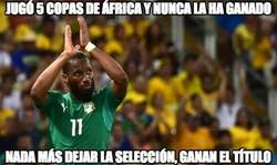 Enlace a Bad Luck Drogba